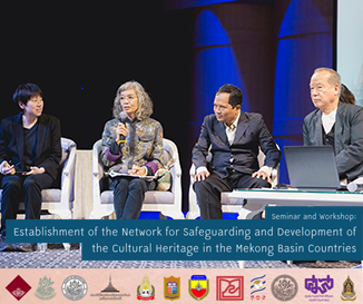 (8/8) Establishment of the Network for Safeguarding and Development  of ...